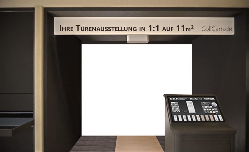 Collcam lins software systemelins software systeme for Wandfarben simulator